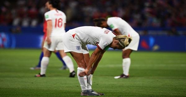 ไฮไลท์ฟุตบอล ฟุตบอลโลกหญิง 2019 อังกฤษ(ญ) 1-2 สหรัฐอเมริกา(ญ)