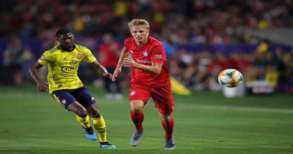 ไฮไลท์ฟุตบอล ไอซีซีคัพ 2019 อาร์เซนอล 2-1 บาเยิร์นมิวนิค