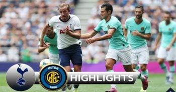 ไฮไลท์ฟุตบอล ไอซีซีคัพ 2019 สเปอร์ส 1-1 อินเตอร์ (3-4)