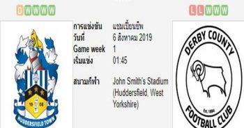 ทีเด็ดฟุตบอล แชมเปี้ยนชิพ อังกฤษ ฮัดเดอร์ฟิลด์ ทาวน์ (-0/0.5) ดาร์บี้ เค้าท์ตี้